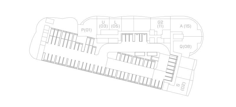 Residences Floors 2 - 12