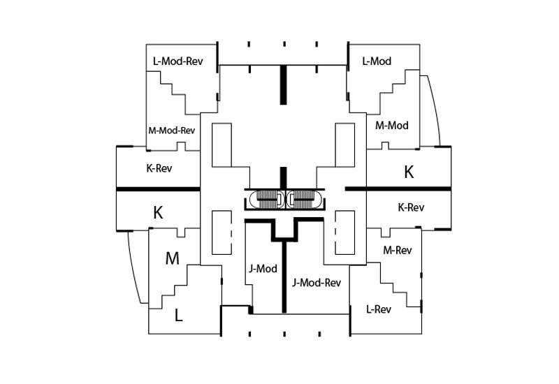 NORTH TOWER FLOORS 5-6
