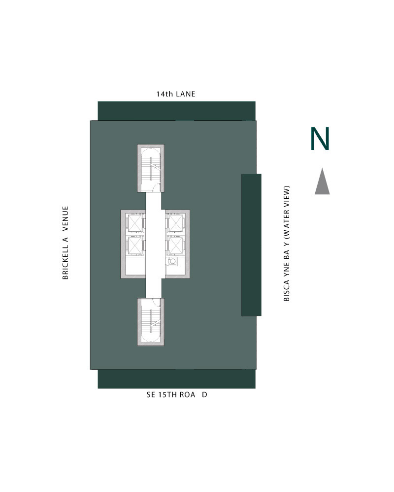 PENTHOUSES 5601-5701