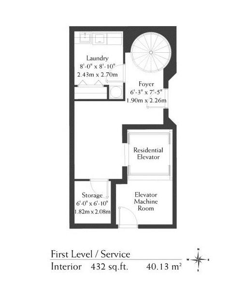 Villa First Level