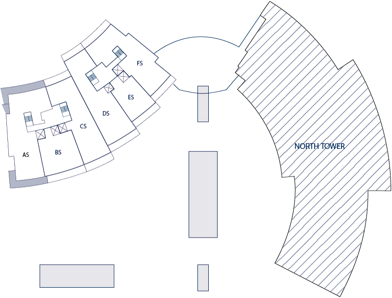 South - Residences 1