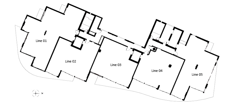 Floors 5-7-9-11-14-16
