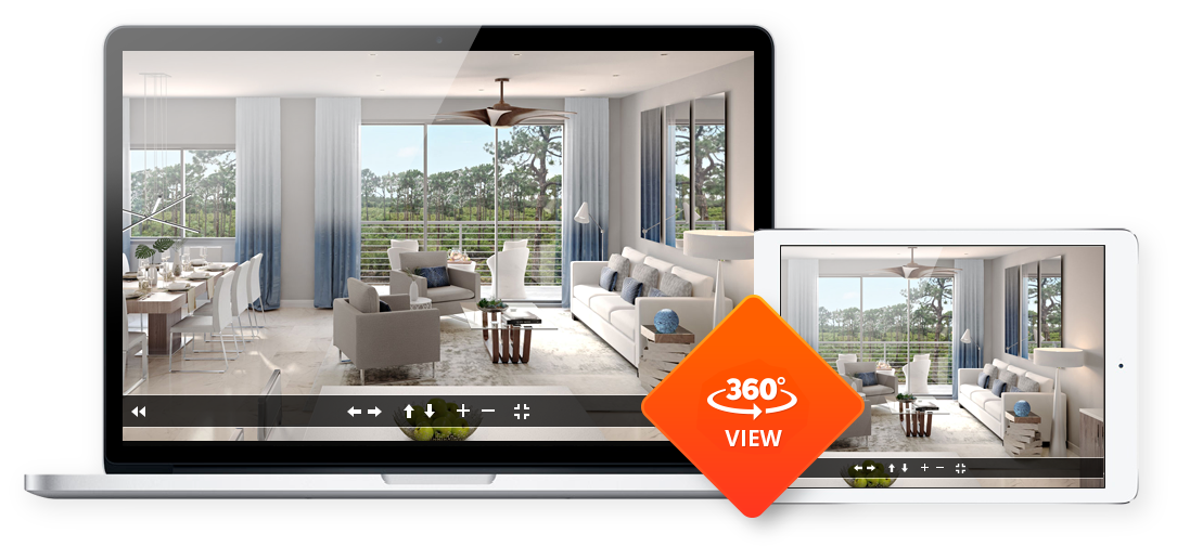 Moderne Boca Virtual Tour