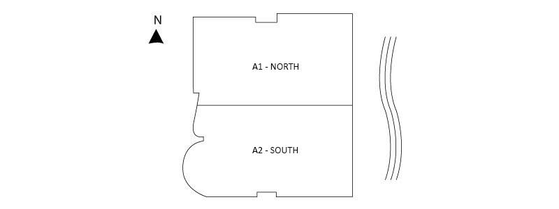 Floors 4 - 14