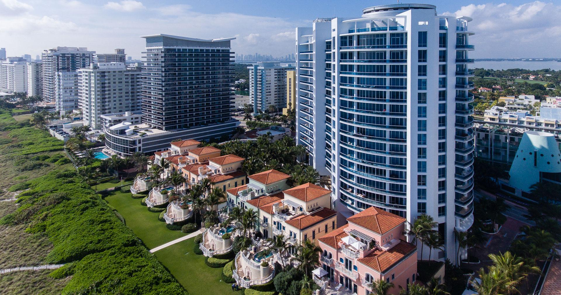 The Bath Club Miami Beach