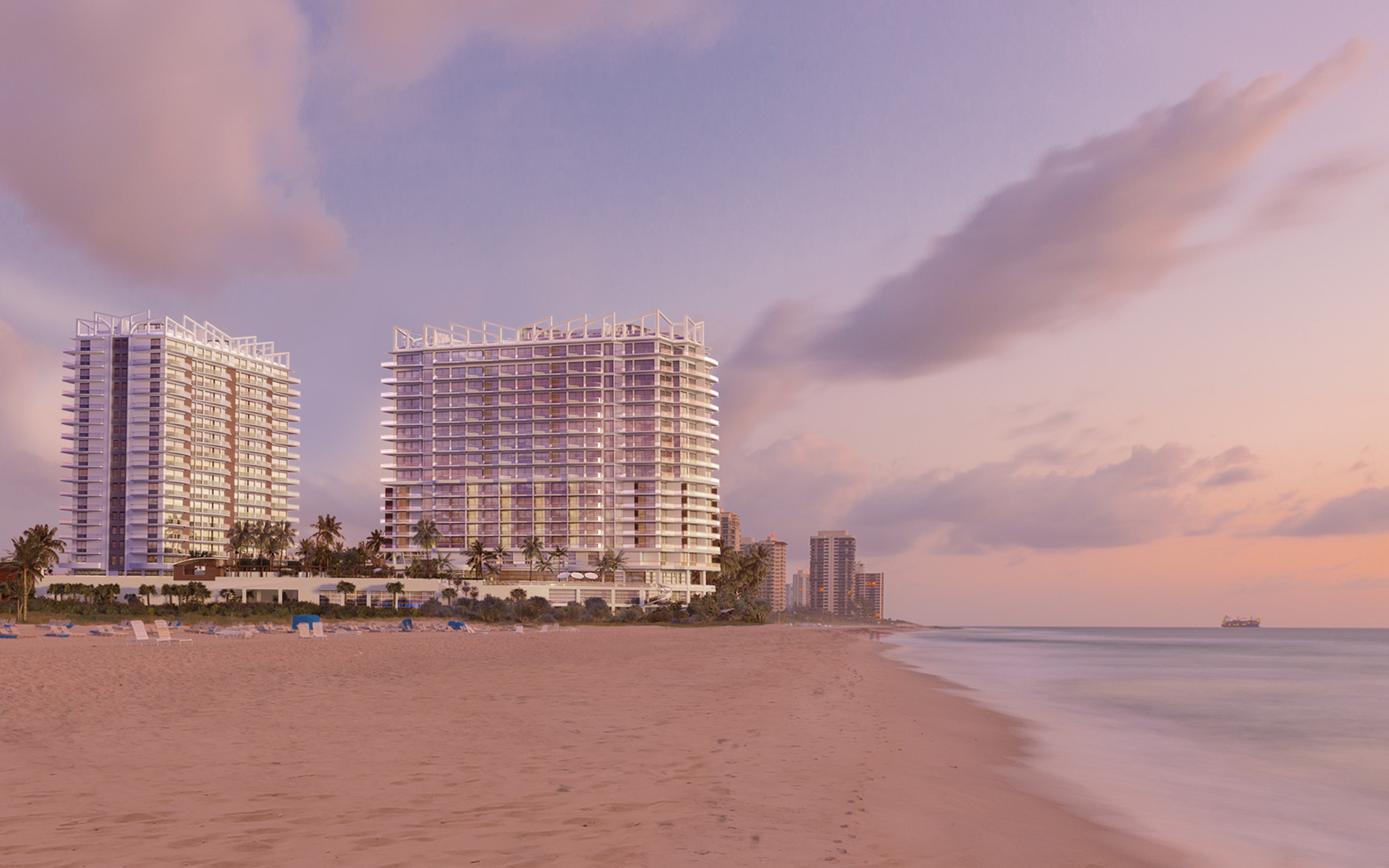 Amrit Ocean Resort & Residences Singer Island