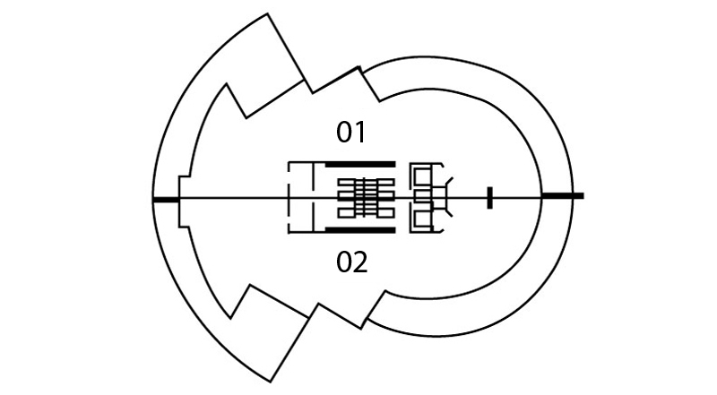 Floors 35 - 39