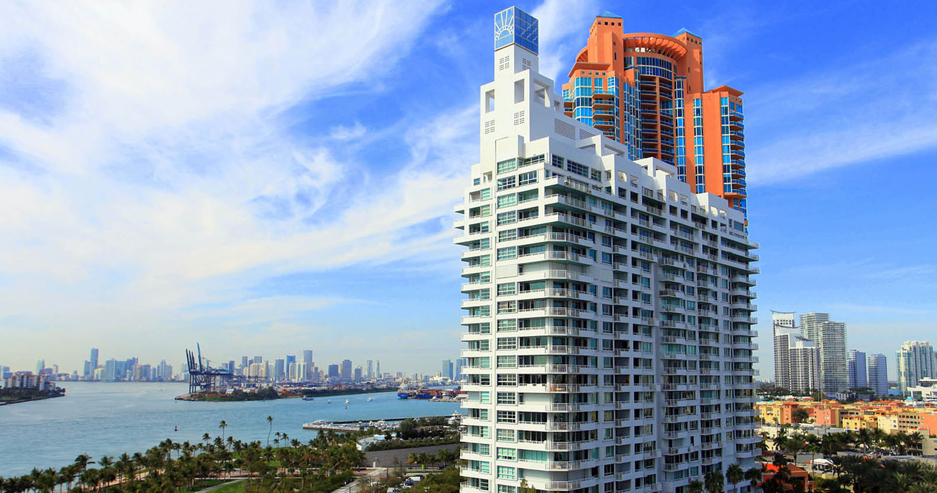 South Pointe Towers South Beach