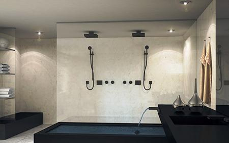 BATHROOM FEATURES