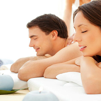 Health Spa with Sauna & Exercise Room