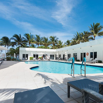 Heated Oceanfront Pool