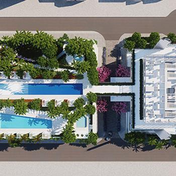Fifth Floor Pools