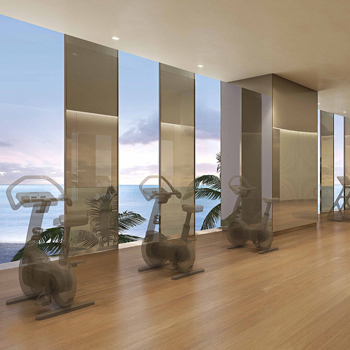 Armani Fitness Center