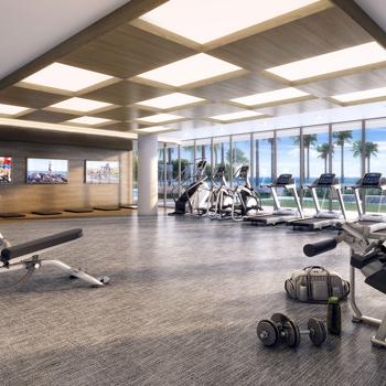 World-class Fitness Center