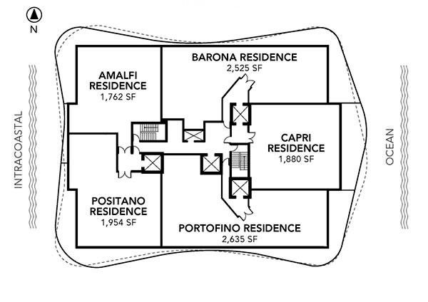 Floors 5-15