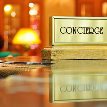 Beach Concierge Services