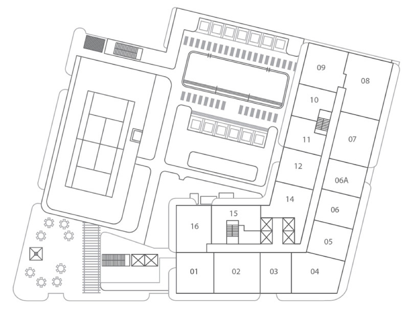 Floors 8 - 31