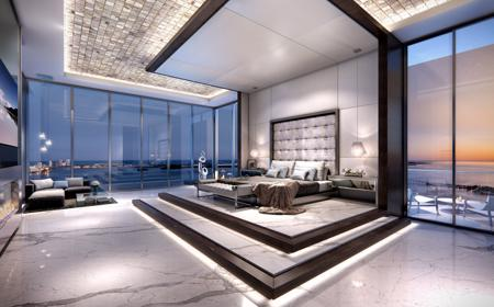 BREATHTAKING PENTHOUSES