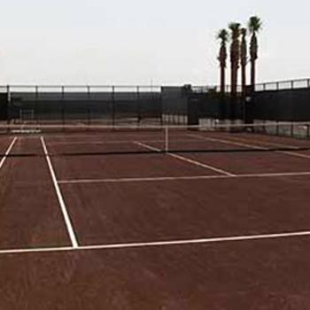 European Style Tennis Courts