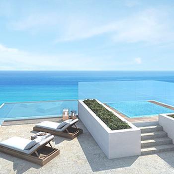 Sun Terrace and Swimming Pool