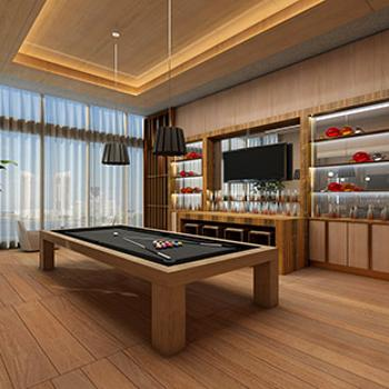 BILLIARD SOCIAL ROOM