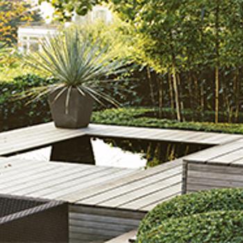 Gardens & Pool Terraces by Enzo Enea