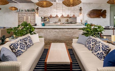 BEACH-INSPIRED INTERIORS