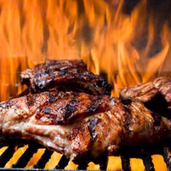 ÁREA DE BBQ