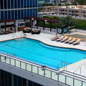 FOUR SWIMMING POOLS